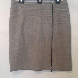 Ralph Lauren Houndstooth Skirt